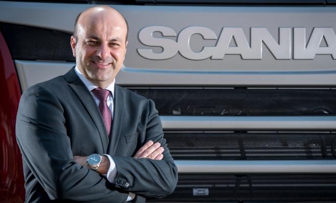 Imagem ilustrativa da notícia: Scania indicou novo diretor de vendas de caminhões