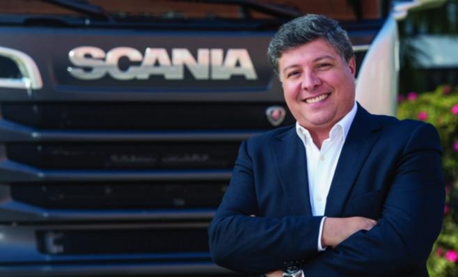 Imagem ilustrativa da notícia: Scania persegue 30% de crescimento
