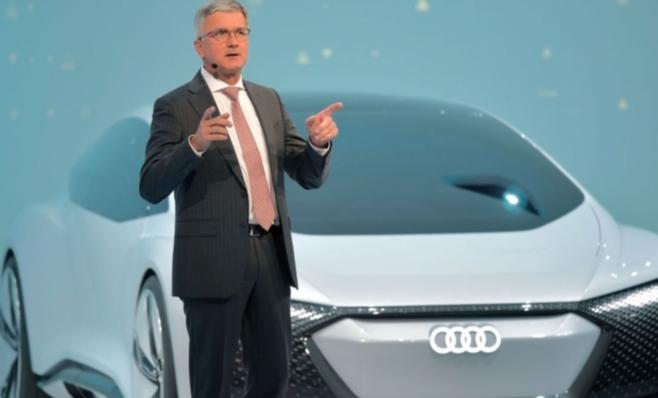 Imagem ilustrativa da notícia: Dieselgate leva à prisão presidente da Audi na Alemanha