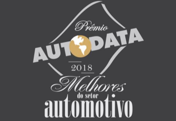 Imagem ilustrativa da notícia: Saíram os vencedores do Prêmio AutoData 2018