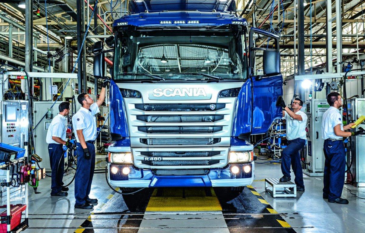 Imagem ilustrativa da notícia: Scania prepara novo investimento na fábrica de SBC