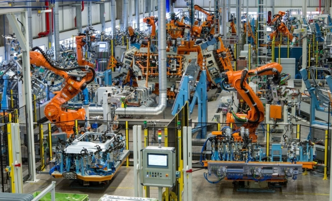 Imagem ilustrativa da notícia: Scania inaugura fábrica com solda a laser