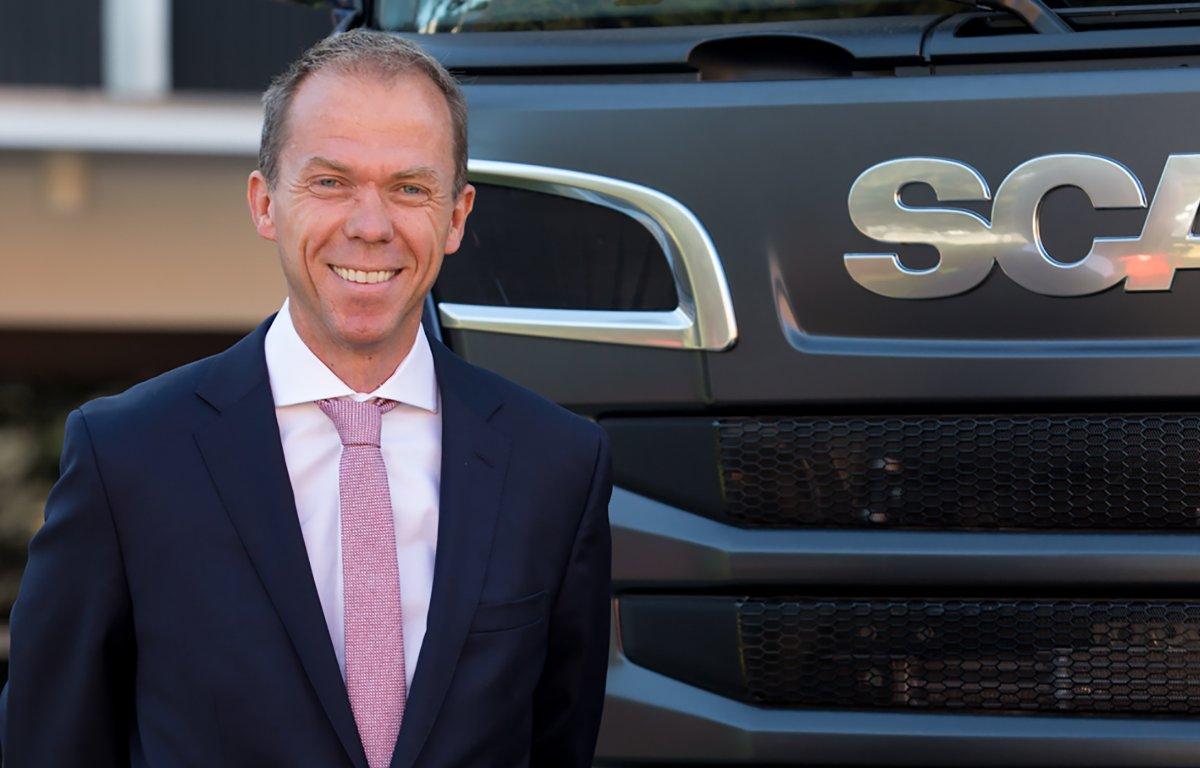 Imagem ilustrativa da notícia: Scania: Brasil será mercado de serviços.