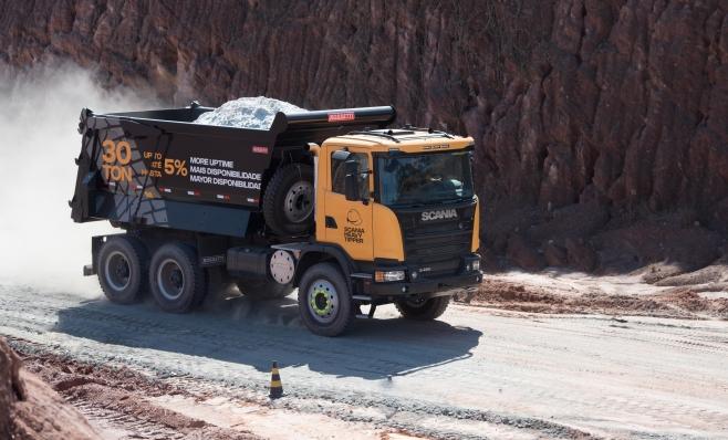 Imagem ilustrativa da notícia: Scania: vendas crescem na América Latina.