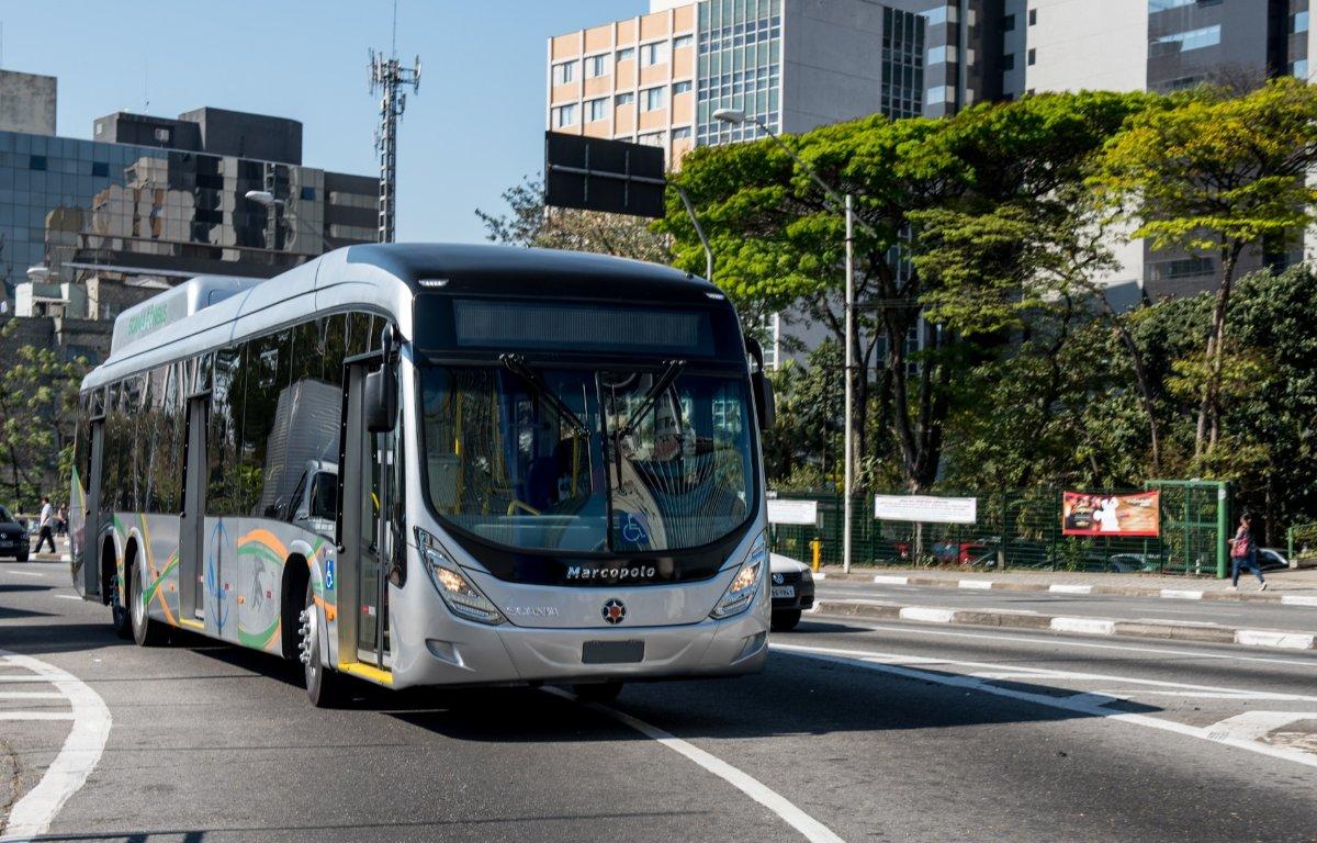 Imagem ilustrativa da notícia: Scania projeta alta de 5% no mercado de ônibus em 2020