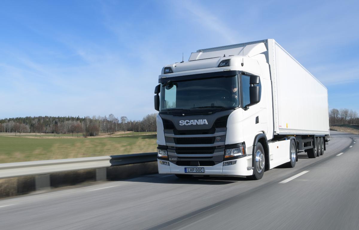 Imagem ilustrativa da notícia: Scania fecha primeiro semestre com lucro