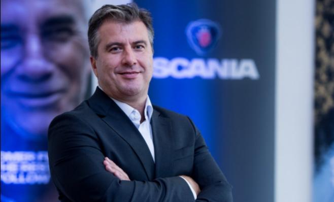 Imagem ilustrativa da notícia: Scania tem novo vice-presidente de RH