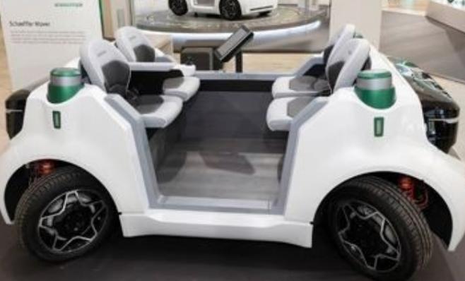 Imagem ilustrativa da notícia: Schaeffler compra tecnologia para autônomos