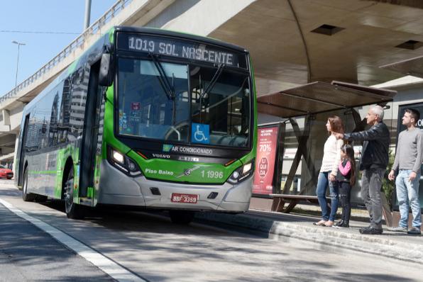 Imagem ilustrativa da notícia: Começo de ano promissor para ônibus