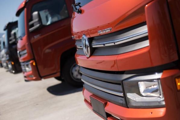 Imagem ilustrativa da notícia: Caminhões médios são a bola da vez da indústria