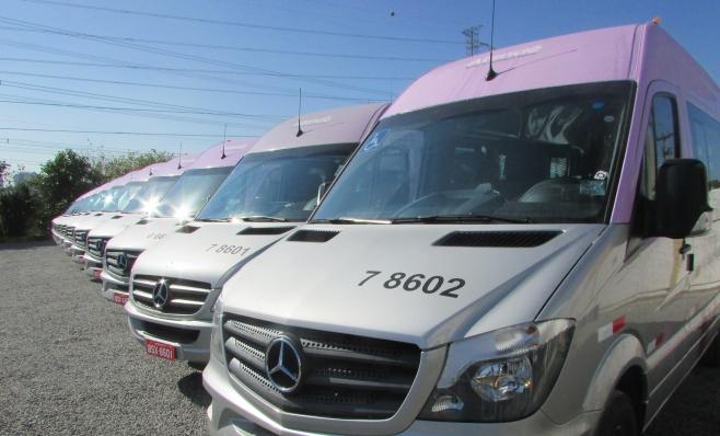 Imagem ilustrativa da notícia: Mercedes-Benz: 72 unidades da Sprinter para São Paulo