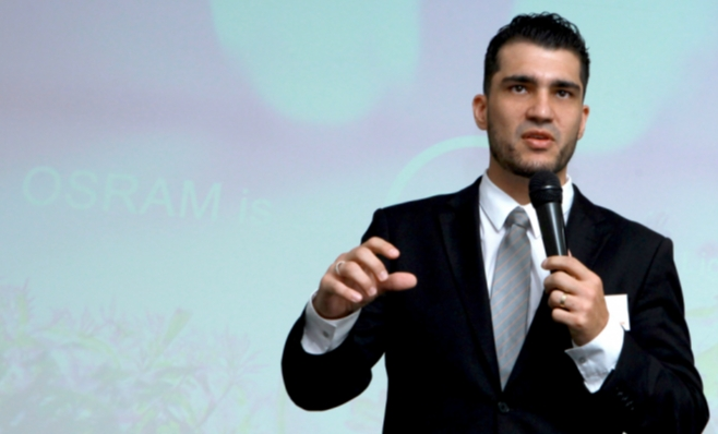 Imagem ilustrativa da notícia: Osram atenderá a novos projetos no Brasil