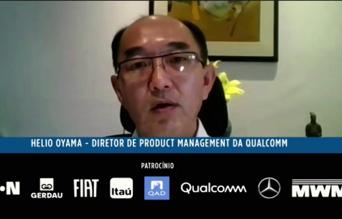 Imagem ilustrativa da notícia: Qualcomm aposta na tecnologia 5G na indústria automotiva