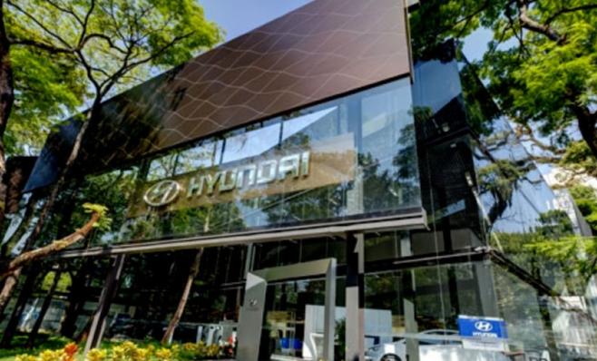 Imagem ilustrativa da notícia: Rede Hyundai recebeu mais visitante por loja em 2018