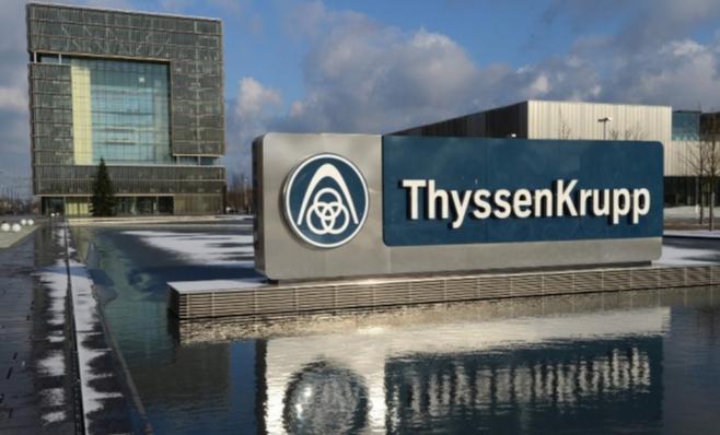 Imagem ilustrativa da notícia: thyssenkrupp começa a produzir direção elétrica