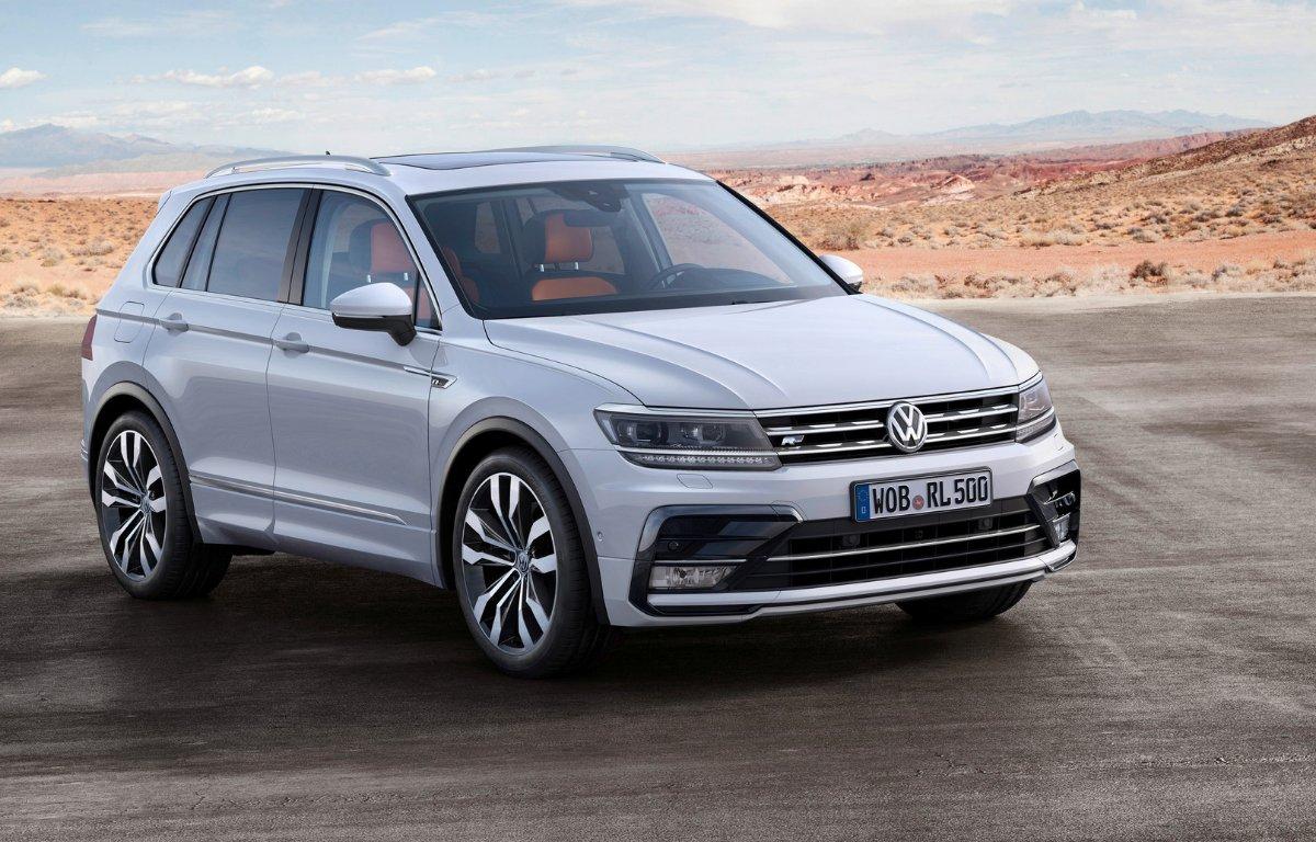 Imagem ilustrativa da notícia: Tiguan foi o Volkswagen mais vendido em 2019