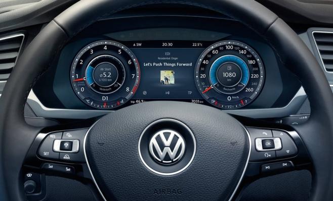 Imagem ilustrativa da notícia: Continental prepara painel digital para modelos de entrada