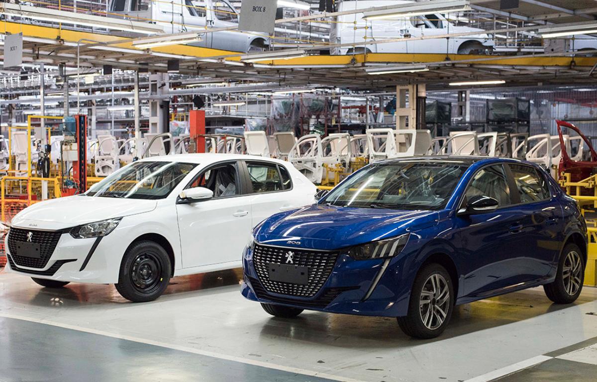 Imagem ilustrativa da notícia: Todos os segredos do novo Peugeot 208 fabricado na Argentina