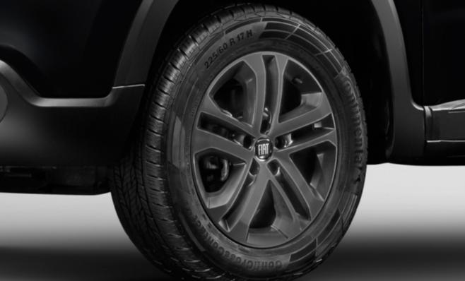Imagem ilustrativa da notícia: Crescem as vendas de pneus Continental para SUVs