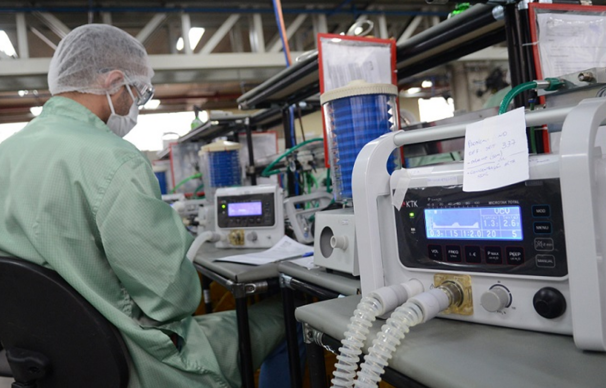 Imagem ilustrativa da notícia: Toyota integra grupo que ajuda na produção de respiradores