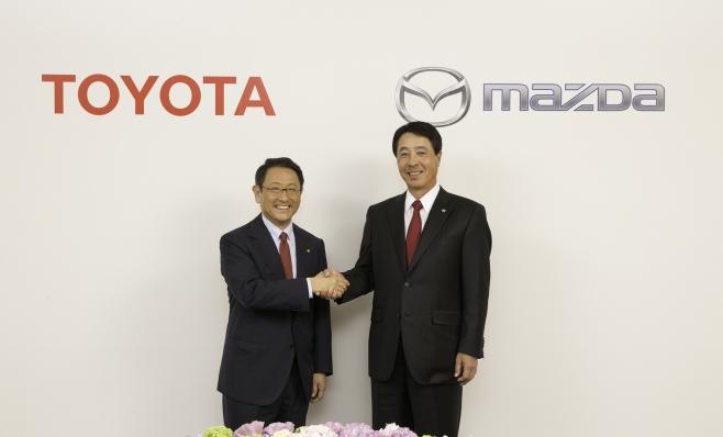 Imagem ilustrativa da notícia: Toyota-Mazda irá para o Alabama ou para uma das Carolina