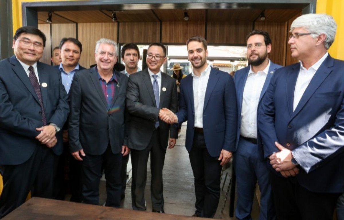 Imagem ilustrativa da notícia: Toyota renova acordo por Guaíba até 2025
