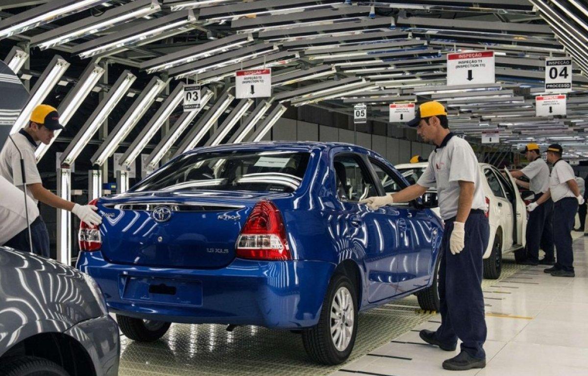 Imagem ilustrativa da notícia: Toyota Sorocaba quer reagir ao drama argentino