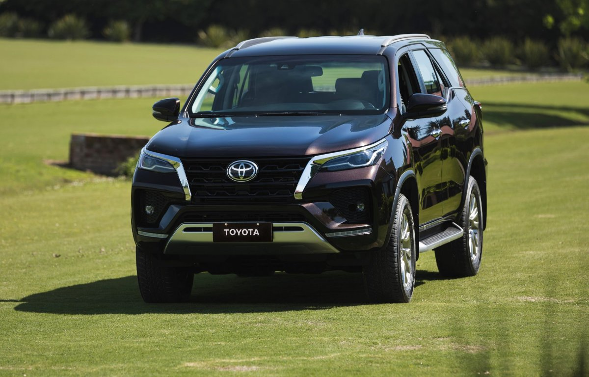 Imagem ilustrativa da notícia: Toyota SW4 2021 parte de R$ 202 mil