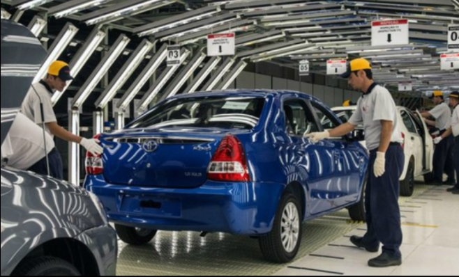 Imagem ilustrativa da notícia: Toyota contrata 145 para linha do Yaris em Sorocaba