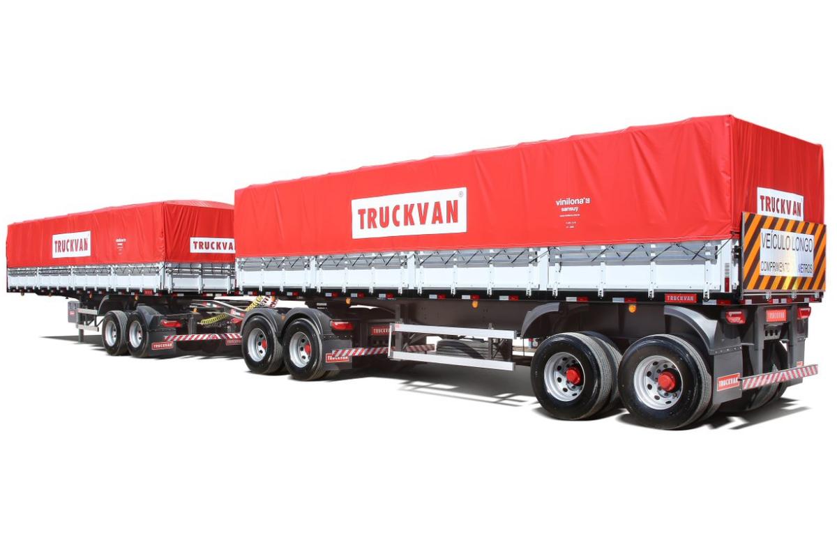 Imagem ilustrativa da notícia: Truckvan inicia produção de rodotrem graneleiro