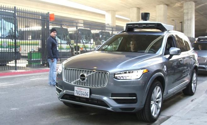 Imagem ilustrativa da notícia: Volvo fornecerá 24 mil carros para primeira frota da Uber