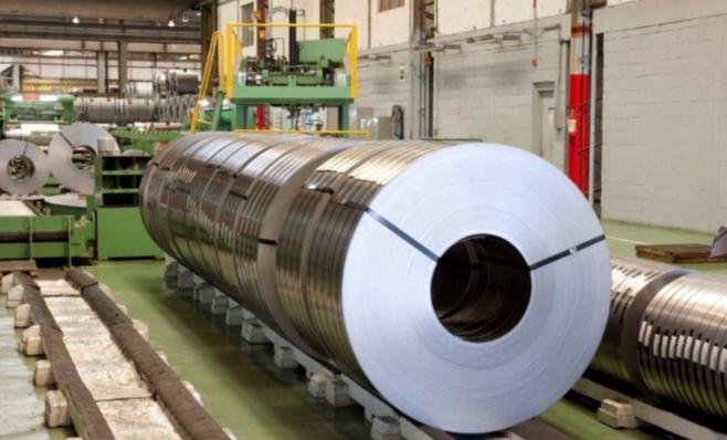 Imagem ilustrativa da notícia: Produção nacional de aço cresce 9,9% em 2017