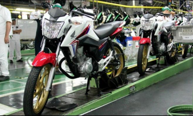 Imagem ilustrativa da notícia: Indústria produz 1 milhão de motocicletas