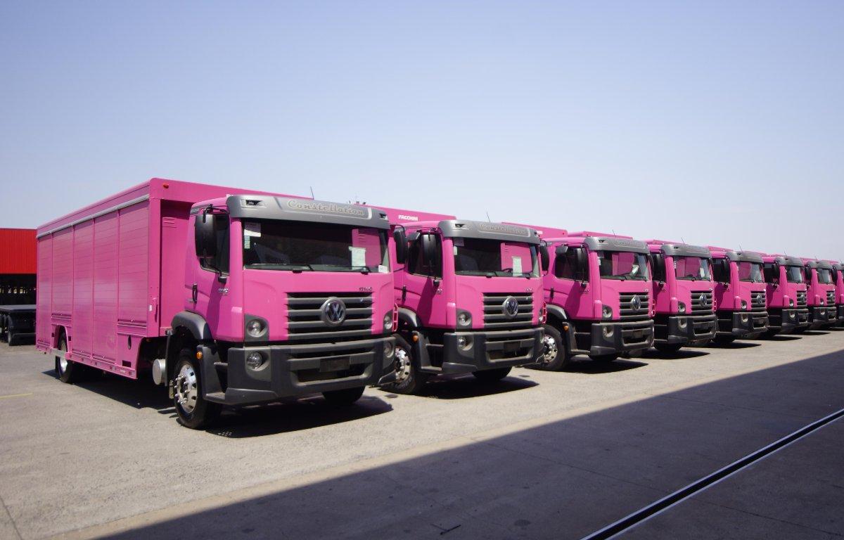 Imagem ilustrativa da notícia: Mercado de caminhões superou a projeção da Anfavea