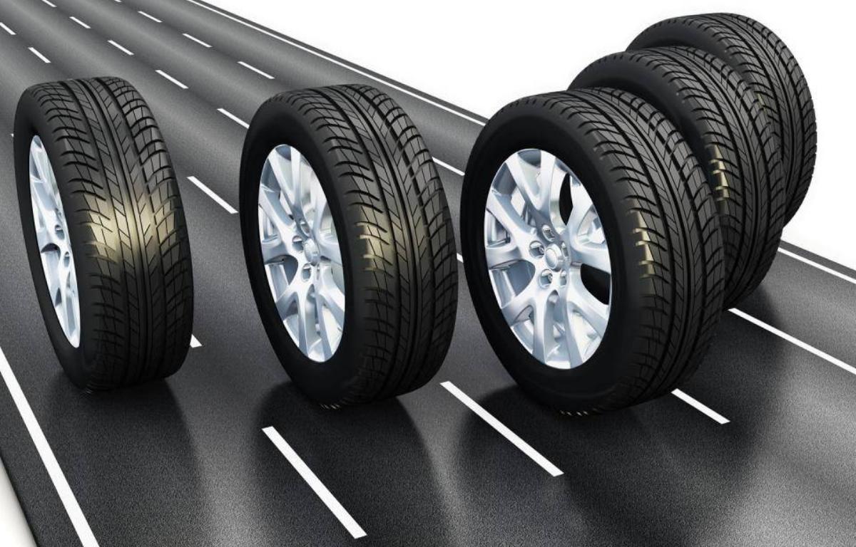Imagem ilustrativa da notícia: Vendas de pneus caem 75% em abril