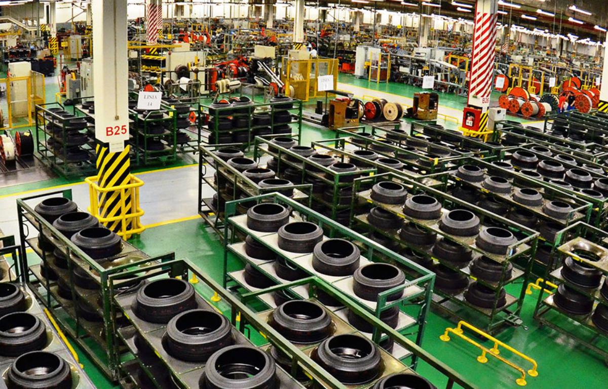 Imagem ilustrativa da notícia: Vendas de pneus cresceram 36% até maio