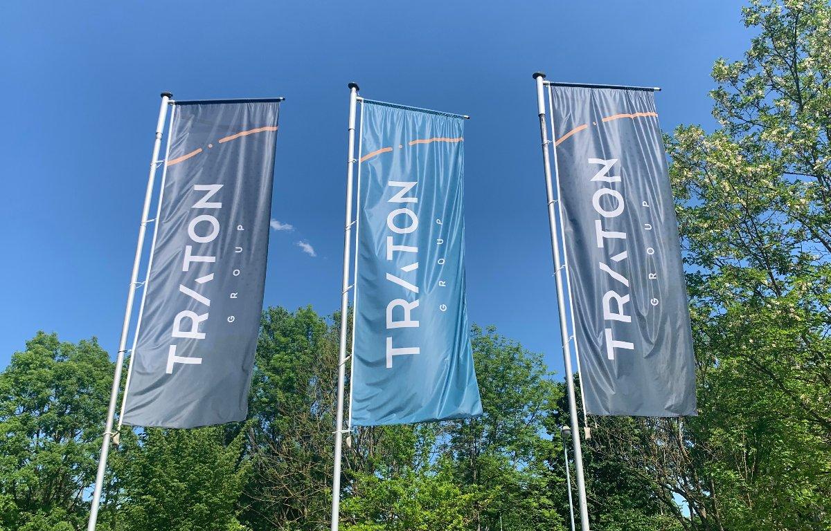 Imagem ilustrativa da notícia: Vendas do Grupo Traton caem 20% no trimestre