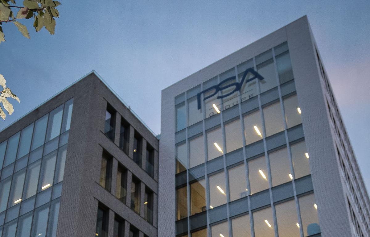 Imagem ilustrativa da notícia: Vendas globais do Grupo PSA caem 27,8% em 2020