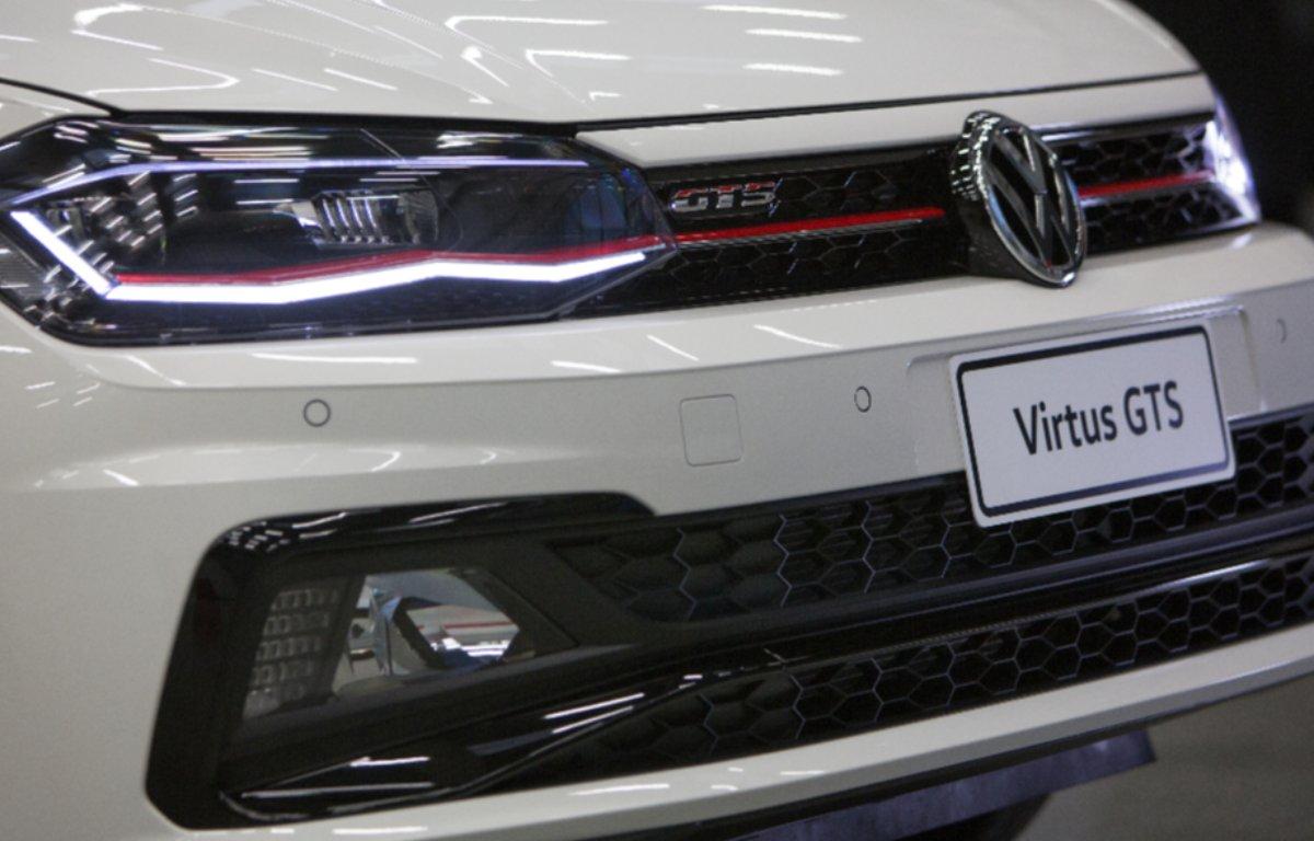 Imagem ilustrativa da notícia: Virtus ganha versão GTS por R$ 105 mil