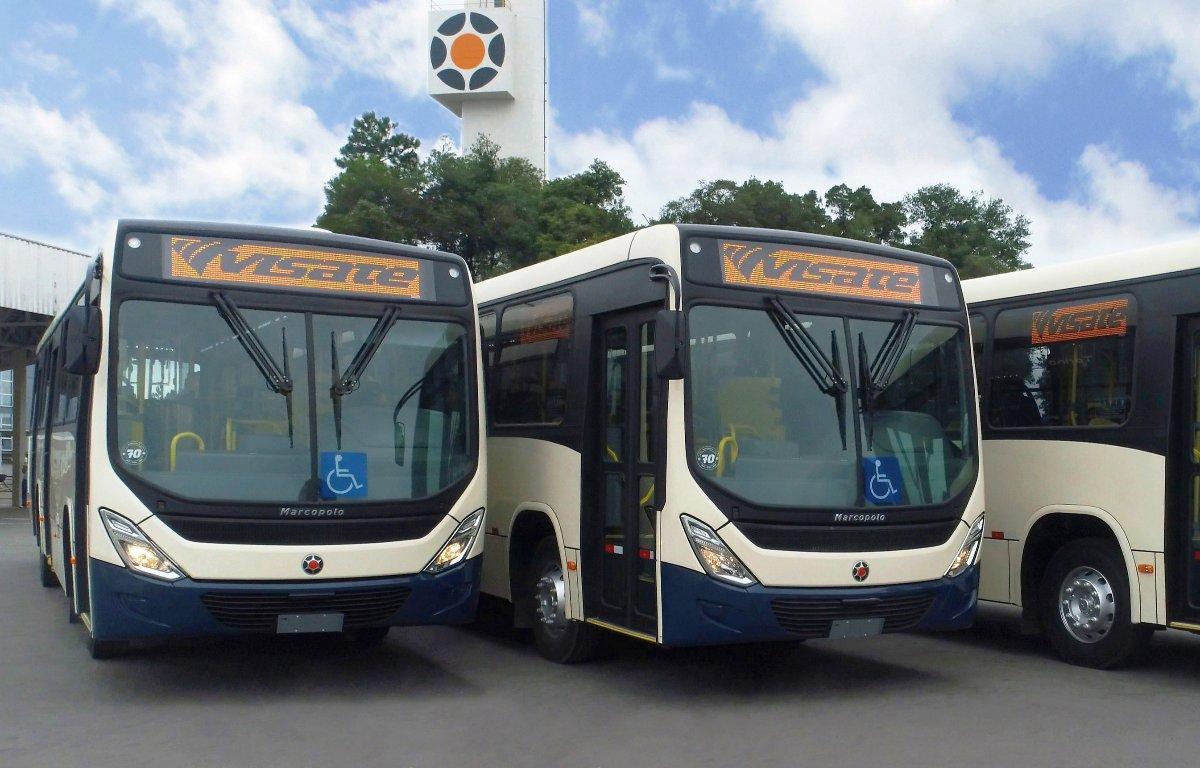Imagem ilustrativa da notícia: Visate compra 32 ônibus da Marcopolo