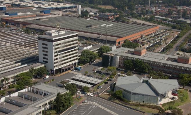 Imagem ilustrativa da notícia: Raízen fornece combustível na fábrica da Mercedes-Benz