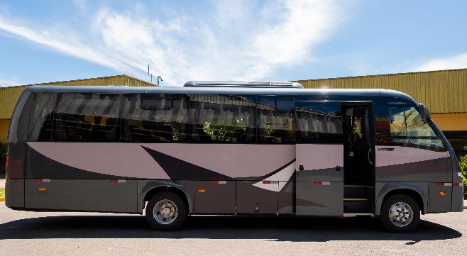 Imagem ilustrativa da notícia: Volare desenvolve novos ônibus para Costa Rica