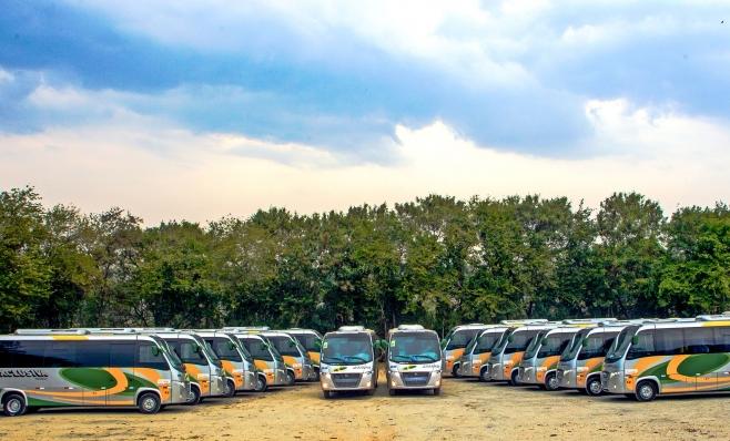 Imagem ilustrativa da notícia: Volare vende 16 ônibus para Exclusiva Turismo