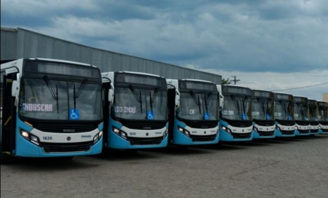 Imagem ilustrativa da notícia: Volkswagen entrega dez ônibus à Itanhaém