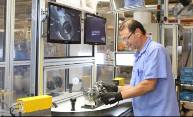 Imagem ilustrativa da notícia: VW São Carlos exporta componentes para Alemanha