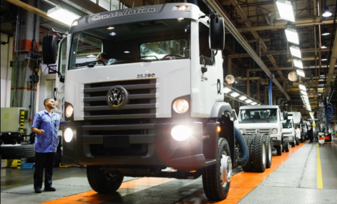 Imagem ilustrativa da notícia: MAN Latin America atinge 900 mil veículos produzidos