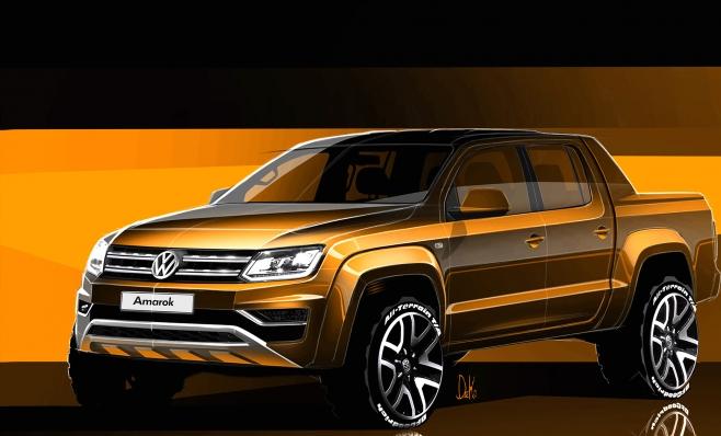 Imagem ilustrativa da notícia: VW abre pré-vendas da Amarok V6