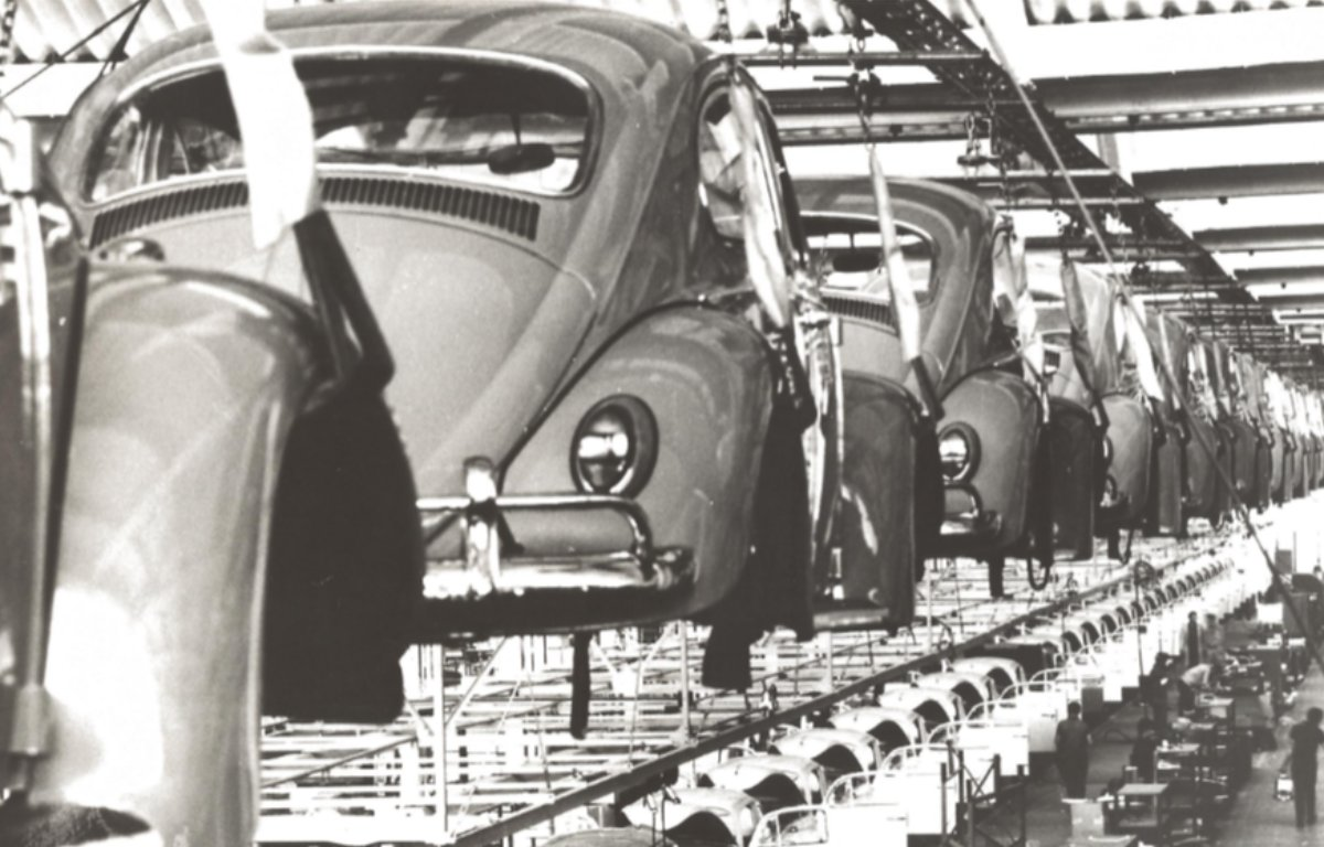 Imagem ilustrativa da notícia: Volkswagen Anchieta completa 60 anos