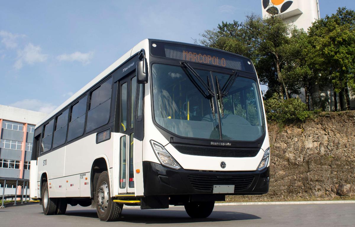 Imagem ilustrativa da notícia: Volkswagen Caminhões e Ônibus exporta 130 Volksbus para Angola