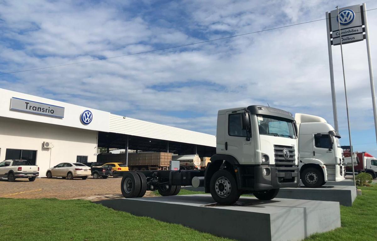 Imagem ilustrativa da notícia: Volkswagen Caminhões expande rede no Tocantins